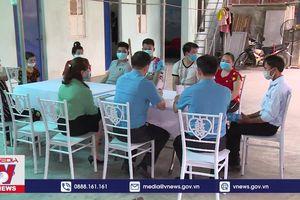 Vận động đảm bảo an toàn cho công nhân trong dịp bầu cử
