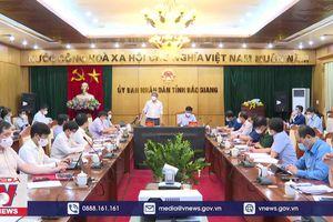 Bộ Y tế tăng cường hỗ trợ tỉnh Bắc Giang phòng, chống dịch