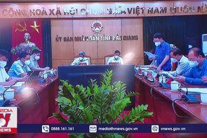 Quyết liệt dập dịch tại Bắc Giang và Bắc Ninh