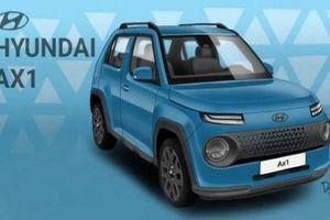 Xem trước SUV 'siêu nhỏ' Hyundai AX1 trước ngày ra mắt chính thức