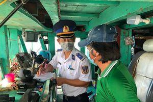 Bắt tàu vận chuyển 45 ngàn lít dầu D.O trái phép