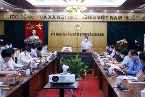 Thứ trưởng Bộ Y tế Nguyễn Trường Sơn: Bắc Giang cần tập trung vào 4 khu vực trọng điểm phòng, chống dịch