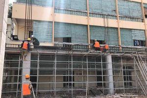 Những hoạt động xây dựng không yêu cầu chứng chỉ hành nghề