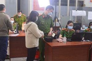 Lâm Đồng sử dụng mã quét QR trong căn cước công dân