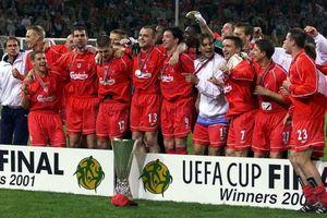 Ngày này năm xưa: Liverpool giành UEFA Cup sau trận chung kết 'không tưởng'