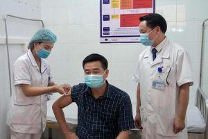 Yên Bái hoàn thành tiêm vaccine Covid-19 đợt 1 an toàn