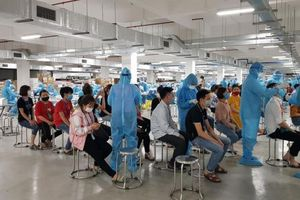 Bắc Ninh khoanh vùng, cách ly người liên quan đến KCN Việt Yên