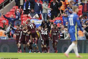 Tielemans lập siêu phẩm, VAR cứu thua phút 89, Leicester giành danh hiệu FA Cup lịch sử