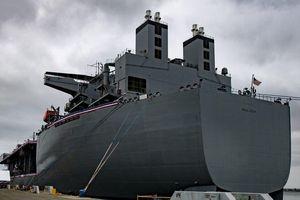 'Căn cứ hải quân nổi' của Mỹ có thể làm gia tăng căng thẳng với Trung Quốc?