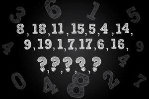 Thử thách IQ: Nếu bạn tự tin vào khả năng suy luận, mời giải các câu hóc búa sau