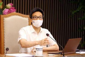 PTT Vũ Đức Đam: Bắc Ninh, Bắc Giang đã truy vết COVID-19 nhanh nhất có thể