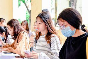 Thí sinh cả nước đăng ký 3,8 triệu nguyện vọng xét tuyển đại học, cao đẳng