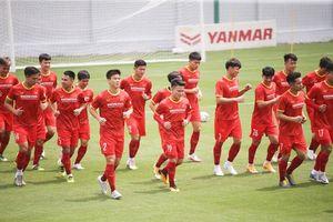 Đội tuyển Việt Nam dồn sức cho mục tiêu lớn