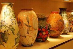 Tổ chức triển lãm gốm nghệ thuật Việt Nam năm 2021