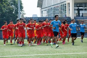 U23 Việt Nam được chọn vào nhóm hạt giống số 1 châu Á