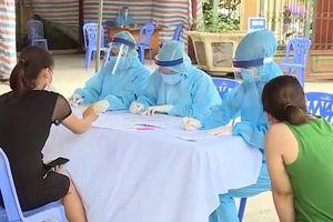 Hà Nội cử đoàn công tác hỗ trợ tỉnh Bắc Giang dập dịch Covid-19
