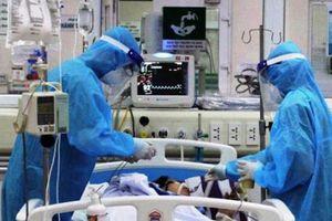 Bệnh nhân COVID-19 nặng tại An Giang đang được điều trị tại TP.HCM