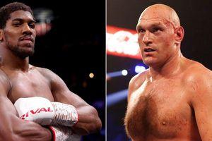 Tyson Fury xác nhận thượng đài cùng Anthony Joshua vào ngày 14/8, địa điểm thi đấu cũng đã được chốt