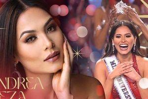 Andrea Meza, hành trình từ Á hậu 1 Hoa hậu thế giới đến vương miện Miss Universe danh giá