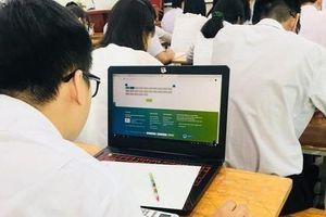Học sinh lớp 12 tại Hà Nội sẽ làm bài kiểm tra khảo sát trực tuyến vào ngày nào?