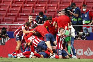 Barca thua sốc, thành Madrid định đoạt ngôi vương La Liga