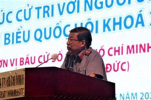 Phó viện trưởng Viện kiểm sát TP.HCM nói về oan sai