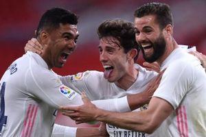 Real Madrid vẫn còn cửa vô địch La Liga