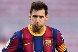 Messi không cứu nổi Barcelona