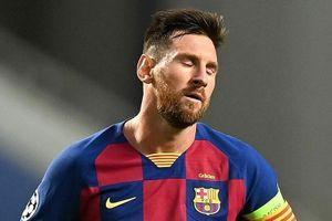 'Barca không thể chơi bóng mà thiếu Messi'