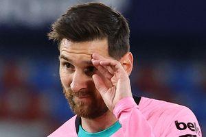 Tới lúc Messi phải rời Barca?