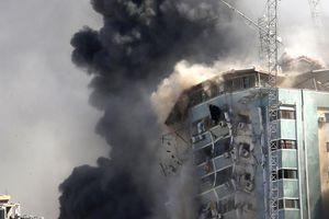 Nhà báo AP ở Gaza: 'Đó là một trong những cảnh tượng khủng khiếp nhất'