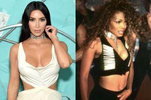 Kim Kardashian mua lại bộ đồ cũ của Janet Jackson với giá 25.000 USD