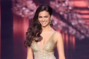 Người đẹp Ấn Độ trở thành Á hậu Hoàn vũ sau khi chiến thắng Covid-19