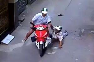6 người tham gia vụ cướp xe máy ở TP.HCM