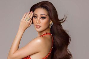 Hành trình thời trang của Khánh Vân tại Miss Universe