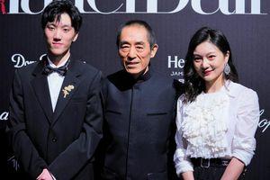 Con trai Trương Nghệ Mưu nối nghiệp cha