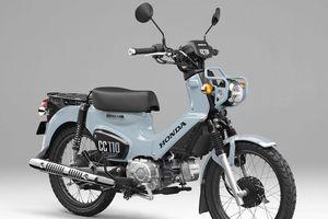 Honda Cross Cub 110 có thêm bản đặc biệt, giới hạn 2.000 chiếc