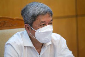 Bộ Y tế tập trung nguồn lực hỗ trợ Bắc Giang chống dịch Covid-19
