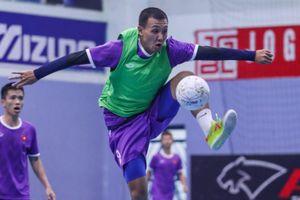 Tuyển futsal Việt Nam lội ngược dòng trước Iraq