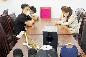 Đà Nẵng: Bắt nhóm nam nữ ''mở tiệc'' ma túy ở chung cư