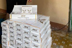 Quảng Ngãi: Tạm giữ hình sự đối tượng buôn lậu hơn 50.000 bao thuốc lá