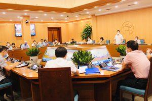 Hà Nội: Xét nghiệm sàng lọc cho người trở về từ khu vực có dịch tại Bắc Giang, Bắc Ninh
