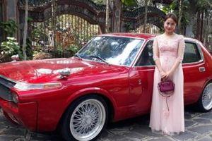 Toyota Crown '50 tuổi' có một không hai tại Việt Nam, đắt hơn Innova mới
