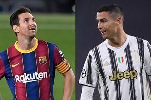 Messi, Ronaldo nắm chắc danh hiệu 'Vua phá lưới'
