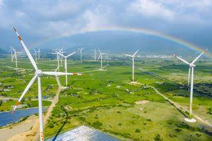 Trung Nam và Hitachi hợp tác chiến lược phát triển điện gió