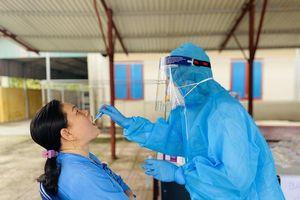 Tất cả cán bộ, nhân viên y tế ở Hà Tĩnh âm tính với SARS-CoV-2