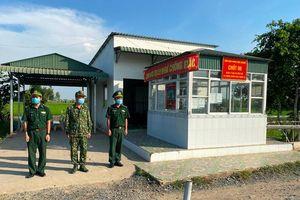 Quyết tâm giữ vững an ninh tuyến biên giới