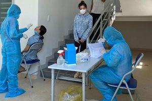 Quảng Nam xét nghiệm sàng lọc SARS-CoV-2 cho ứng cử viên đại biểu HĐND các cấp