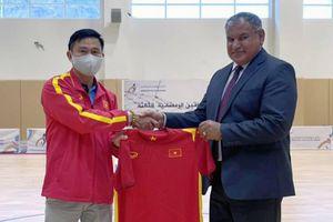 Futsal Việt Nam thắng Iraq