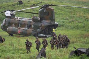 Nhật - Mỹ - Pháp tập trận, tăng cường quan hệ quân sự